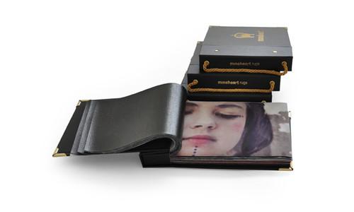 Mineheart Rug Sample Book