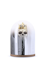 Mineheart's King Arthur Mirror Dome Table Lamp