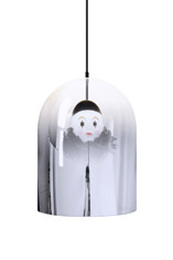 Pierrot Mirror Dome Pendant Lamp