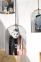 Dome Pendant Lamp -  Pierrot Mirror