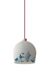 Peony Play Ceramic Pendant Lamp