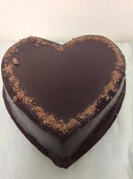 Heart Shaped Cake