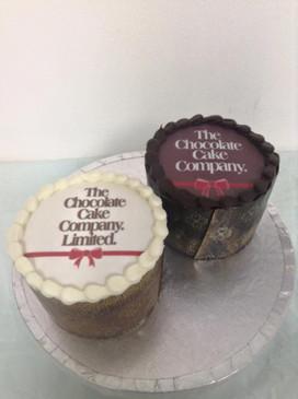 Corporate Mini Cakes