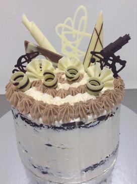 Naked Overload Cake