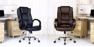 the SANTANA HIGH BACK EXECUTIVE OFFICE CHAIR