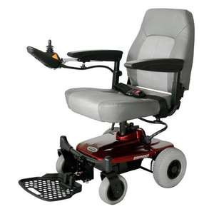 "Wheelchair, Electric, Shoprider ""Jimmie"" w/Footrests"