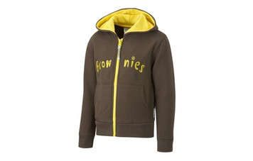Brownie - Hooded Top