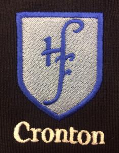 Holy Family Primary School Cronton Widnes Cardigan