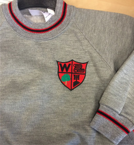 Woolton County Primary School - Nursery Sweatshirt