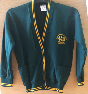 Fazakerley Primary School Sweat Cardigan