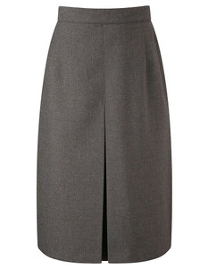 Christian Fellowship School Skirt - Single Pleat, Grey Years 9 - 11