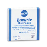 Shofu Brownie Mini Points 12/pk