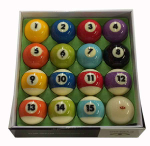 Cyclop Pastel Colors Ball Set (Skittles)
