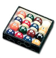 Standard Set of Billiard Balls