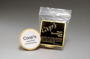 Coop's Cue Wax