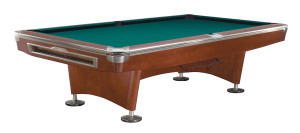 Gold Crown V- 9 foot, Mahogany finish