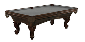 Glenwood- 8 foot, Espresso finish (floor model, slightly dinged)
