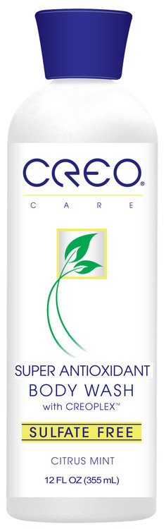 CREO Citrus/Mint Body Wash