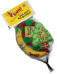 Kris Krinkle Holiday Yeowww! Toy Bundle