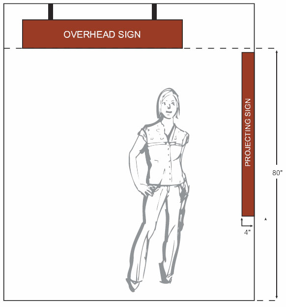 Ada Bathroom Signs Requirements ada sign installation guidelines & requirements | ada central
