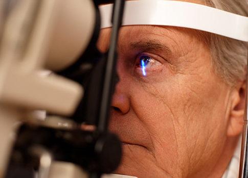 Poor Vision Eye Exam
