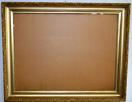 17072 Extra Large Gold Period Picture Frame
