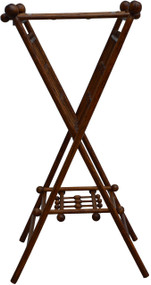 17127 Stick and Ball Pie Rack Unusual