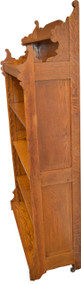 SOLD Oak Eastlake Bookcase
