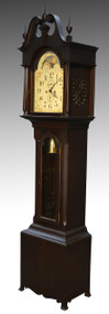 16973 Herschede Antique Grandfather Clock / Smith Patterson