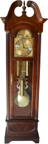 16993 Howard Miller Triple Weight Triple Chime Grandfather Clock Model 610-341