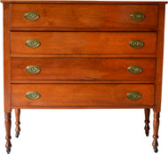 2915 State of Maine Period Country Chest