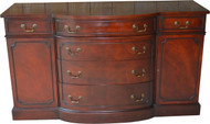 SOLD Mahogany Duncan Phyfe Formal Sideboard