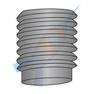 8-32 x 1/2 Coarse Thread Socket Set Screw Half Dog Point Plain
