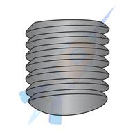 3/8-16 x 5/8 Coarse Thread Socket Set Screw Oval Point Plain