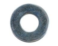#10 USS Flat Washer Black Oxide