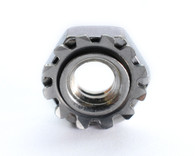 10-24 Kep Lock Nut 18-8 Stainless Steel Nut 420 Stainless Steel Washer