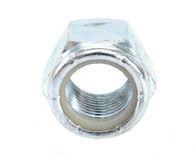 1-1/2-6 NE Nylon Insert Hex Lock Nut Zinc