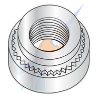 M2.5 x 0.45-1 Metric Self Clinching Nut Zinc