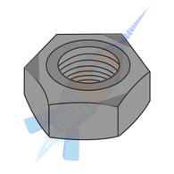 M6-1.0 Din 929 Metric Hex Weld Nuts Steel Plain