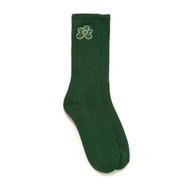 GOLF LE FLEUR SOCKS - FOREST GREEN
