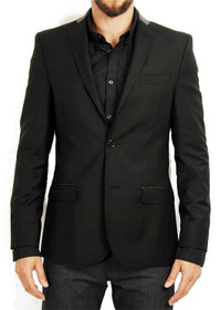 Hopper Soft Structure Wool Sport Coat