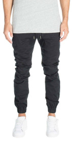 Sureshot Chino Jogger in Black