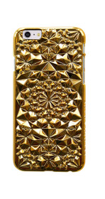 Kaleidoscope iPhone 6 Case in Gold