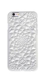 Kaleidoscope iPhone 6 Case in Gloss White