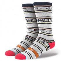 Sceptre Print Stripe Socks