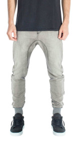 Dynamo Denim Jogger in Smoke