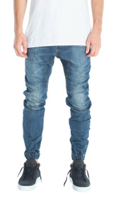 Slingshot Denimo Jogger in Gritty Indigo