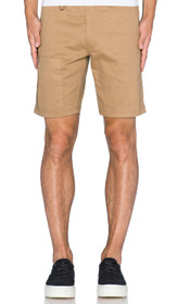 Carson Micro Twill Shorts