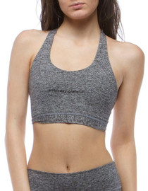 Everyday Grateful Racerback Sports Bra