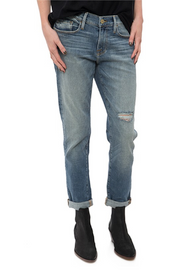 Le Garcon Boyfriend Denim in Dunn